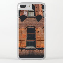 Soho VII Clear iPhone Case