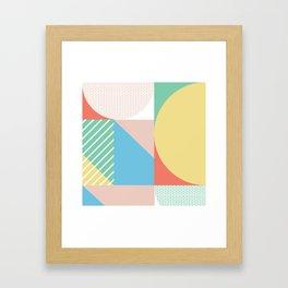 shape of you #2 Framed Art Print
