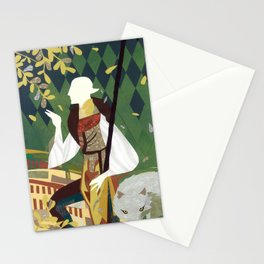 Dragon Age Solas Tarot Paper Art Stationery Cards