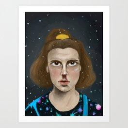 Adversary-Eleven Art Print