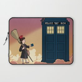 Doctor's Delivery Service Laptop Sleeve