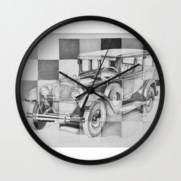 Packard Wall Clock