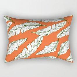 Leaf illustration Rectangular Pillow