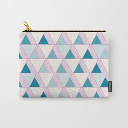 Top Triangle Carry-All Pouch