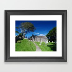 Kilninian Church Framed Art Print
