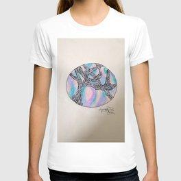 Galaxy Tree T-shirt