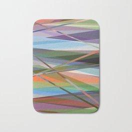 Abstract Composition 671 Bath Mat