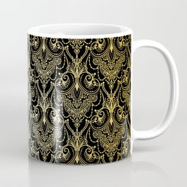 Lace elegant vintage pattern Coffee Mug