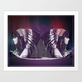 Aurora American Art Print
