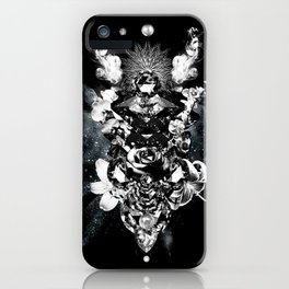 Orchids & Diamonds iPhone Case