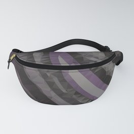 planet polygons 5 Fanny Pack