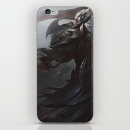 God King Darius League Of Legends iPhone Skin