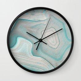 AGATE BEAUTY Wall Clock