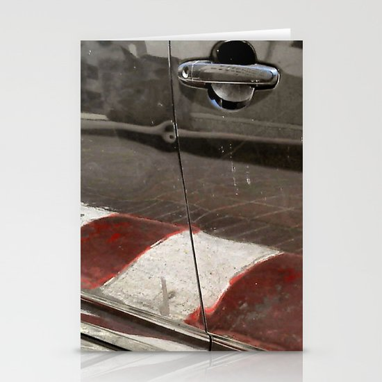 Forbidden Parking Stationery Cards