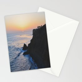 PV Sunset Stationery Cards