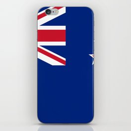 New Zealand Flag iPhone Skin