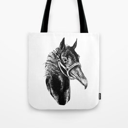 The Elusive Hippogriff Tote Bag