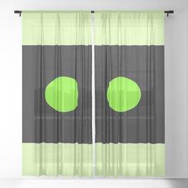 New 288 Sheer Curtain