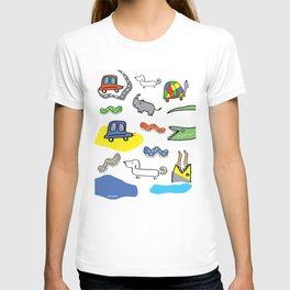 Animals n stuff T-shirt