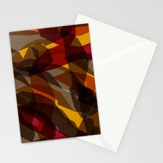 Earth Texture Background Stationery Cards
