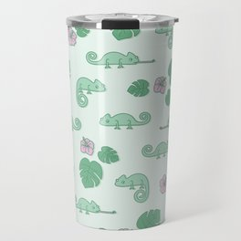 Remi the Chameleon Travel Mug