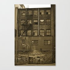 woodwards Canvas Print