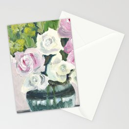 Sugar Love Flowers Stationery Cards