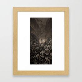 The Beast - 02 Framed Art Print