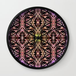 Abstract Art 01 Wall Clock