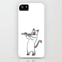Meowtet: Patootie iPhone Case