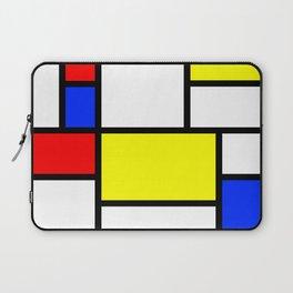 Mondrian1 Laptop Sleeve