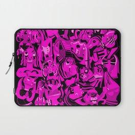 Pink Ladies Laptop Sleeve