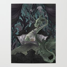 Creature Comforts: Nessie Poster