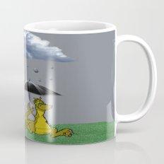 Raining Rainbow Dragon Mug