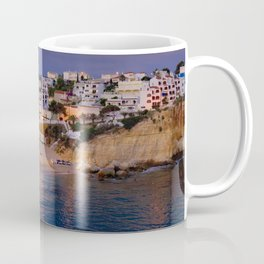 Carvoeiro in the evening Coffee Mug