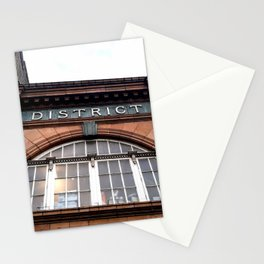 Earl's Court Station Stationery Cards