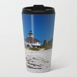 Boca Grande Lighthouse X Travel Mug