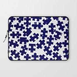 Random Jigsaw Pieces Laptop Sleeve