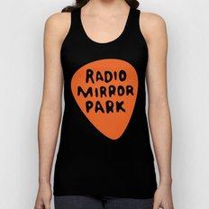 Radio Mirror Park Unisex Tank Top