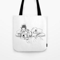 single life Tote Bag