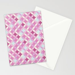 Circles Mix Stationery Cards