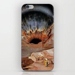 Cornea Caverns iPhone Skin