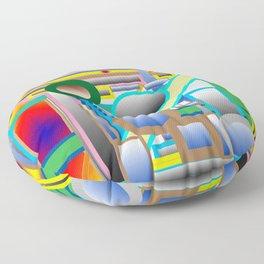 Pastelia Floor Pillow