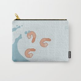 Shrimp Outta Water Carry-All Pouch