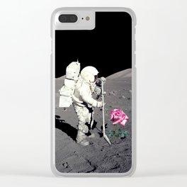 The Gardener Clear iPhone Case