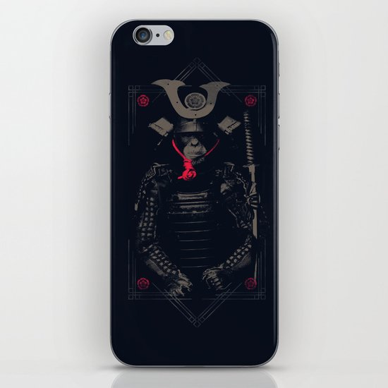 rise of the ape iPhone & iPod Skin