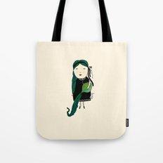 Aquario Girl Tote Bag