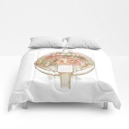 The receiving Room Comforters