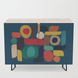 Miles and miles Credenza