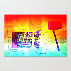object Color candy Canvas Print